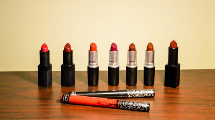 My Favorite Dark Lipsticks