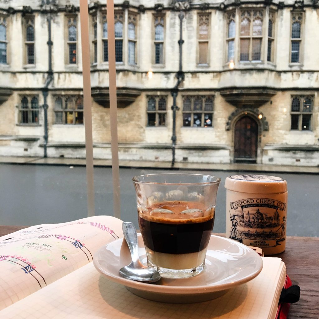 A Guide to Oxford's Coffee Shops - Espresso and Ambition