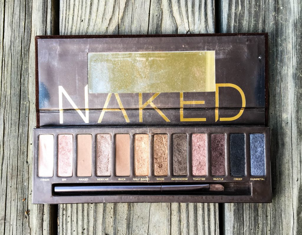 A Ranking of Urban Decay's Naked Palettes - Espresso and Ambition