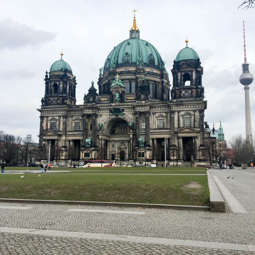 One Day in Berlin - Espresso and Ambition