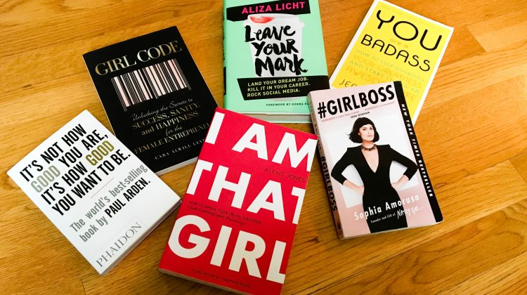 6 Books for Your Inner #GirlBoss