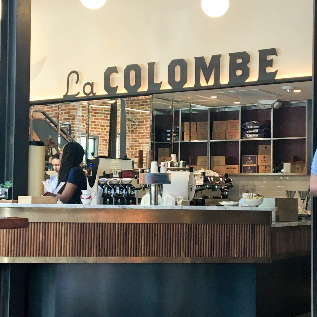 My Favorite DC Coffee Shops: La Colombe - Espresso and Ambition