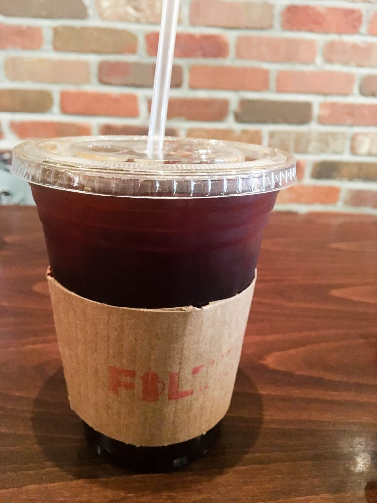 My Favorite DC Coffee Shops: Filter Coffeehouse - Espresso and Ambition