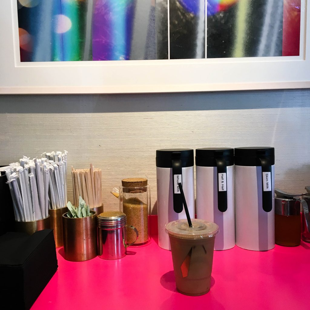 My Favorite DC Coffee Shops: Pineapple and Pearls - Espresso and Ambition