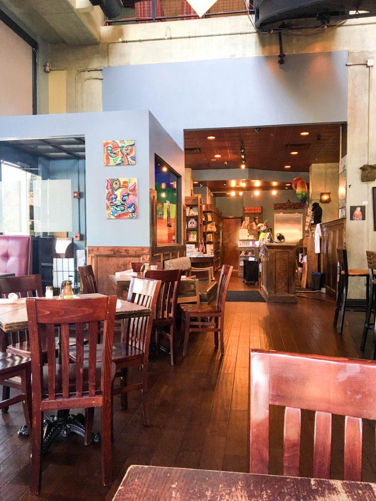 Vegan Restaurants In Dc Espresso And Ambition
