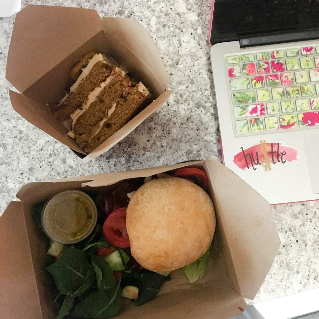 Vegan Restaurants in DC: Fare Well - Espresso and Ambition