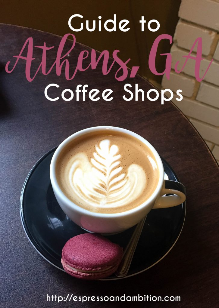 A Guide to Athens Coffee Shops - Espresso and Ambition