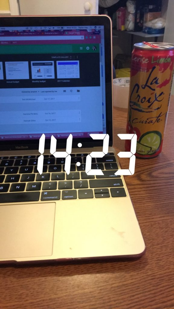 A Day in the Life of a College Student - Espresso and Ambition