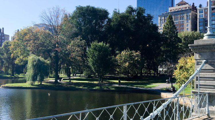 A Boston Weekend