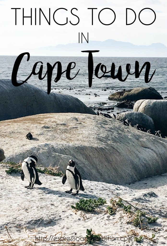 Things to Do in Cape Town - Espresso and Ambition