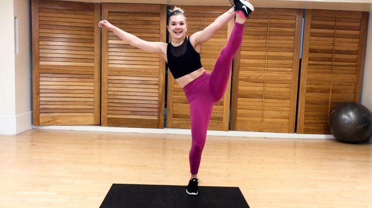 My Stretching Routine