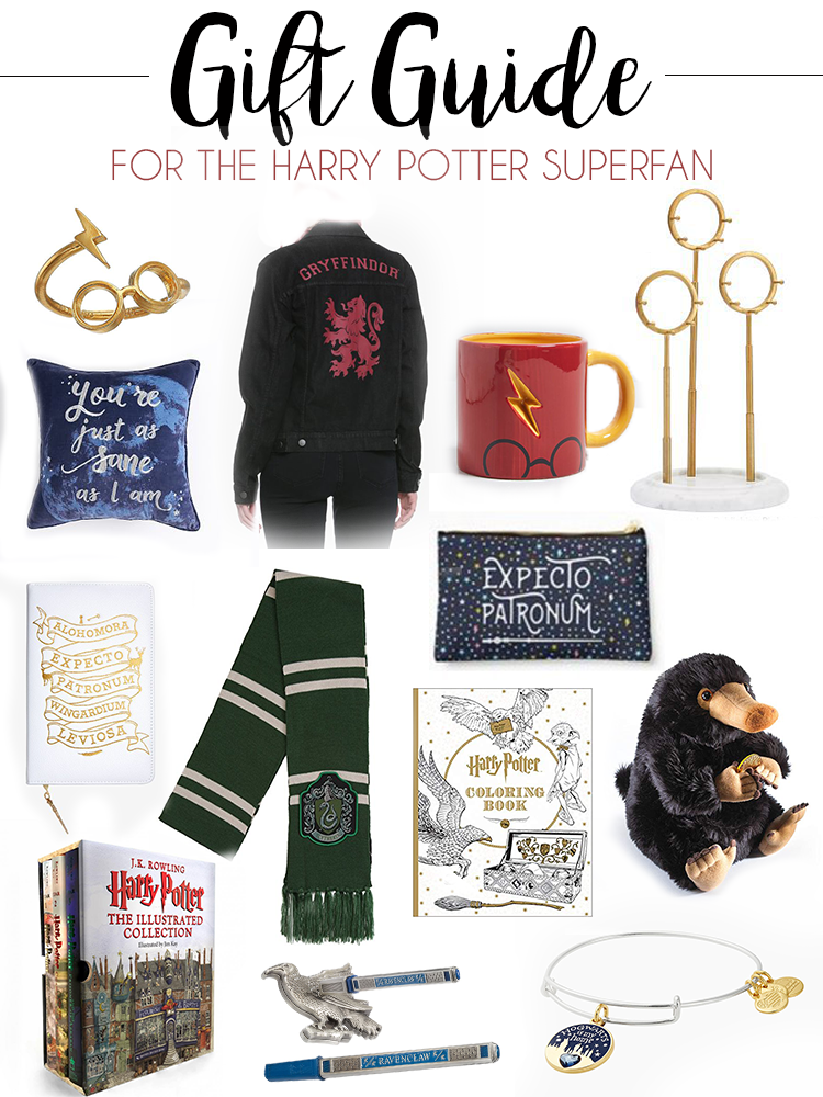 Harry Potter Gift Guide - Espresso and Ambition