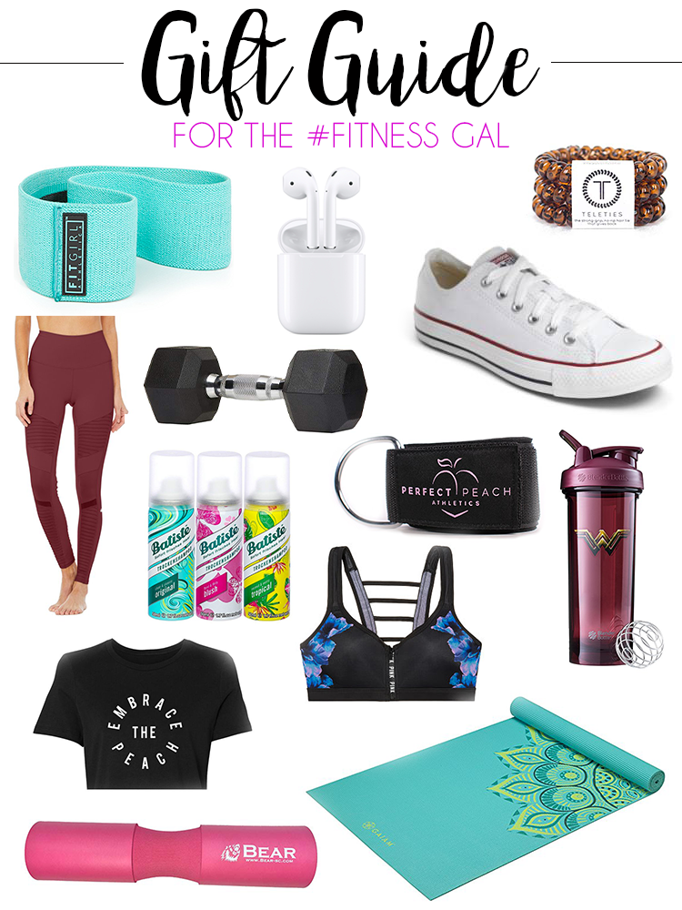 Fitness Gift Guide - Espresso and Ambition