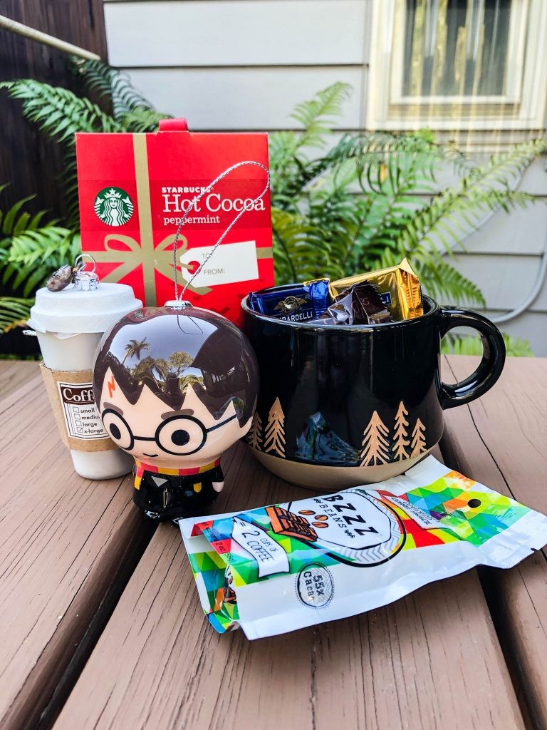 Blogger Secret Santa 2018 - Espresso and Ambition
