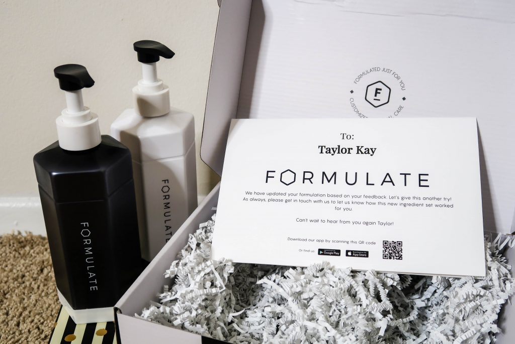 Review: Formulate Custom Shampoo and Conditioner - Espresso and Ambition