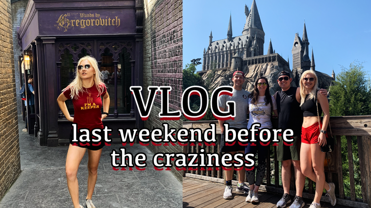 weekend in my life | ranking every ride at universal orlando??
