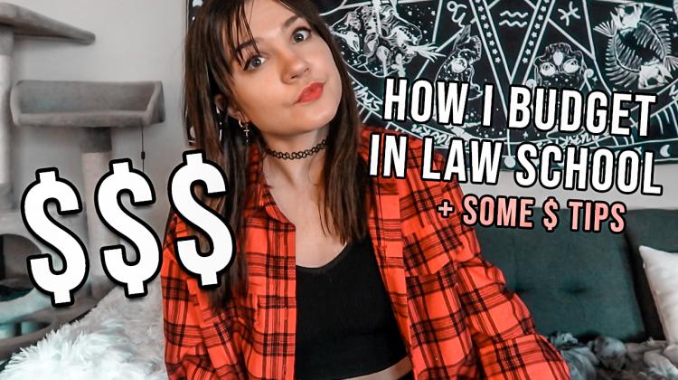 how i budget in law school + a few finance tips